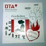 Broschüre über Geschichten aus dem Dentallabor